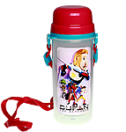 Dufan Red Drinking Bottle
