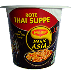 Rote Thai Suppe
