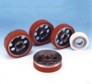 silicon rubber wheel
